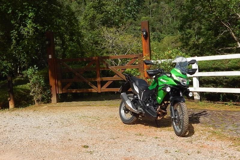 Versys-X 300: trail ou não, ela fica bem em qualquer ambiente