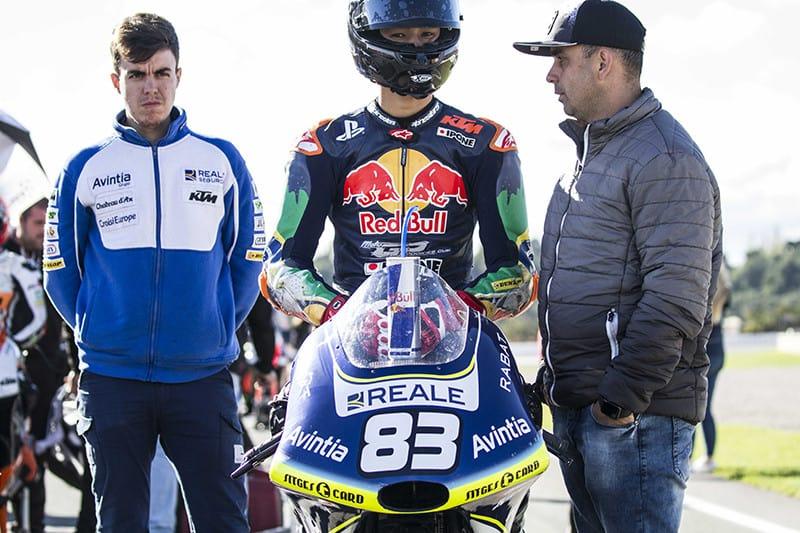 Depois de passar dois anos na Red Bull Rookies Cup, a categoria escola da MotoGP, Meikon Kawakami está pronto para sua segunda temporada no Mundial Junior de Moto3