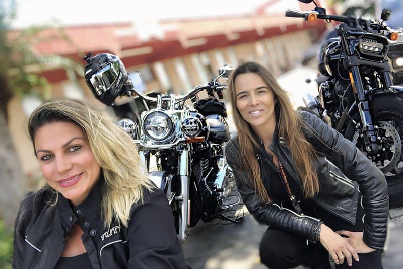Procurando uma boa dica de viagem bate-volta na região de São Paulo capital? Eliana Malizia e Alice Castro rodam de Harley-Davidson pela charmosa Guararema!