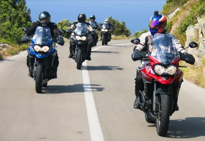 Aluguel de motos bigtrail? Na Rox Moto tem!