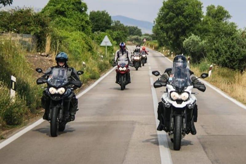 Aluguel de moto para viajar no final de semana é uma dos novos negócios da Rox Moto