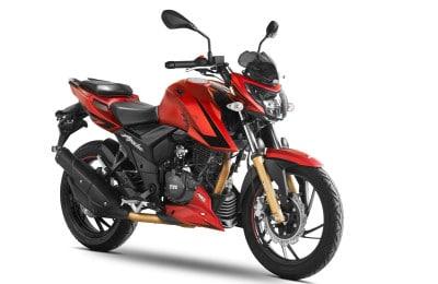 Nova Apache RTR 200: Preço de moto menor, inclusive nas peças de reposição