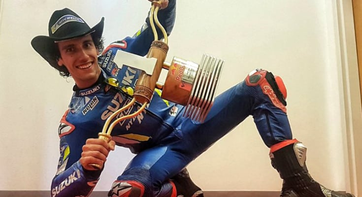 Depois de seis vitórias consecutivas de Márquez, enfim o troféu passou de mão