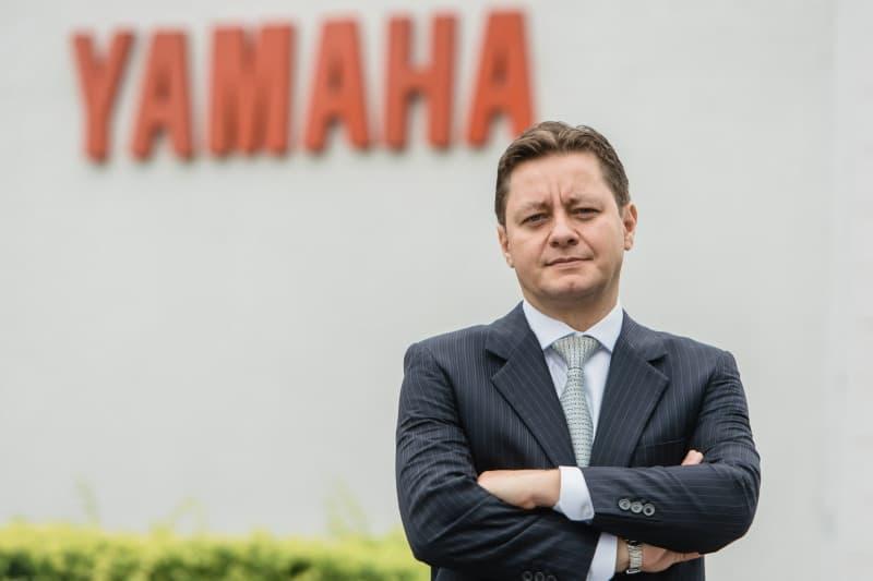 Nelson: Objetivo é expandir os negócios da Yamaha