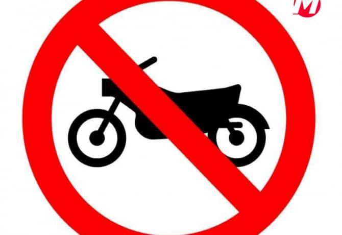Proibição a motos na pista expressa da Marginal Pinheiroscomeça dia 20 de maio
