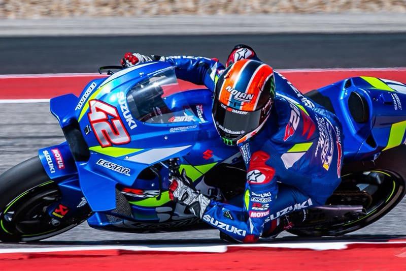 Alex Rins é o novo nome da Suzuki no Mundial de Motovelocidade