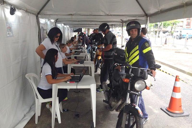 Expectativa da Abraciclo é que mais de 2 mil motociclistas participem do MotoCheck-Up em Brasília, de 14 a 16 de maio