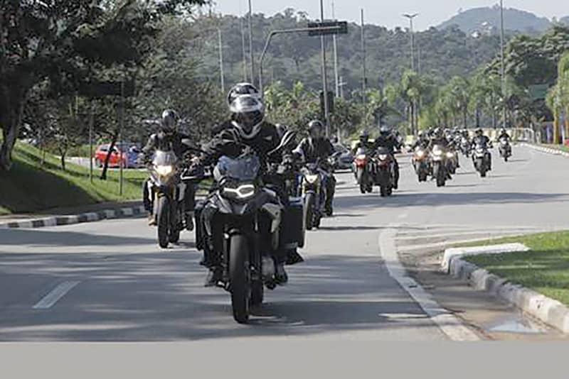 Primeiro BMW Rider Day reuniu mais de 350 participantes em São Paulo