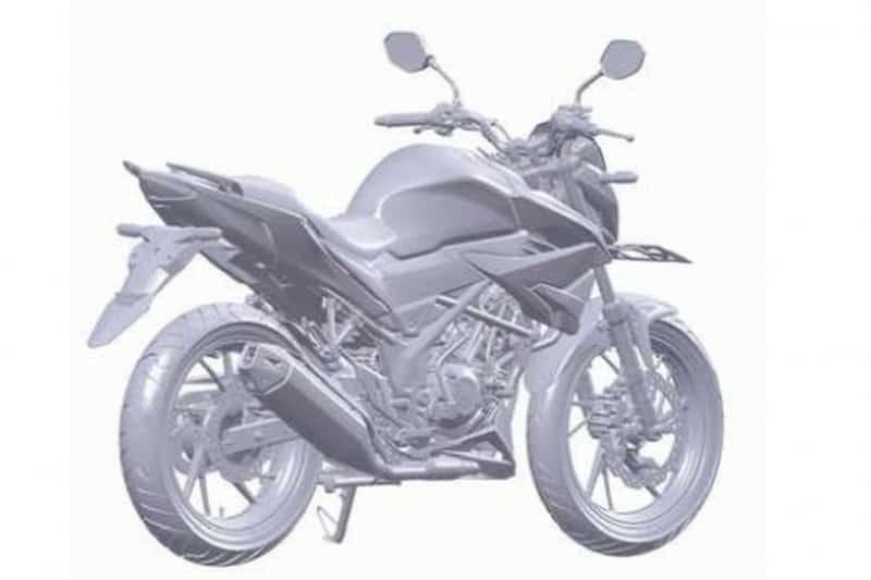 Honda registrou patente da CB 150R no Brasil este semana, junto ao INPI