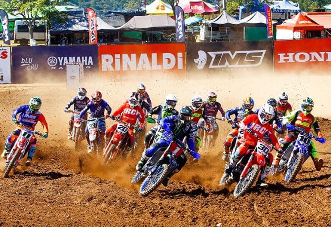 Hector Assunção vence abertura do Brasileiro de Motocross