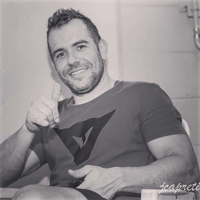 Morte do piloto Danilo Berto acendeu a luz vermelha em Interlagos