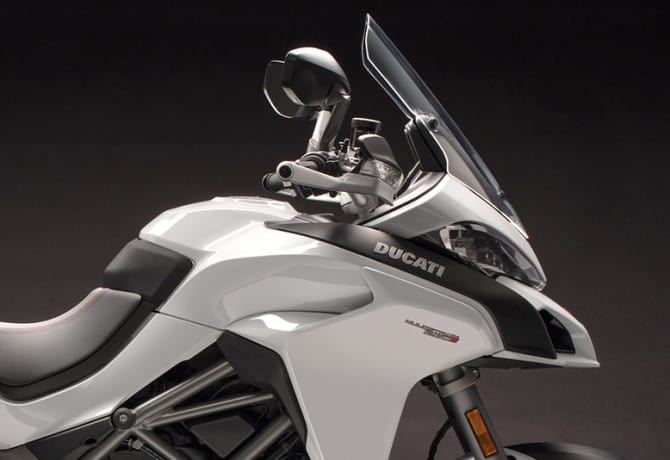 Ducati Multistrada 1260 S ganha nova cor