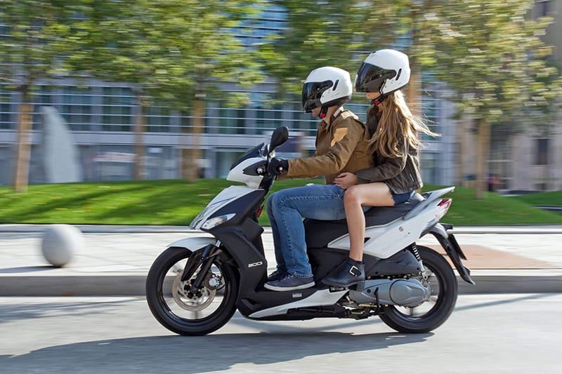 Novo scooter na área: Kymco Agility 200i custa R$ 11,9 mil - Motonline