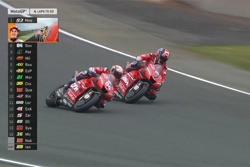 Dobradinha Ducati