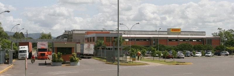 Unidade da Pirelli em Gravataí: unidade está ociosa e 900 empregos serão perdidos