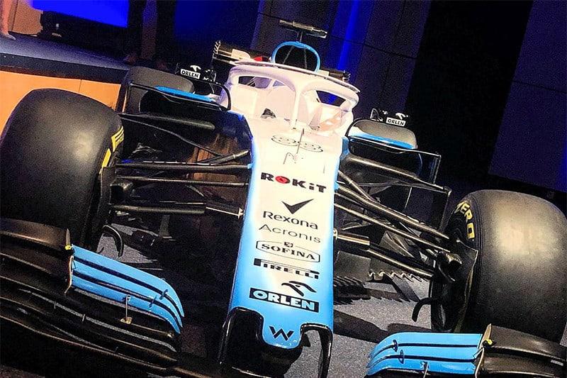 Williams usará a experiência adquirida na F1 para desenvolver as baterias