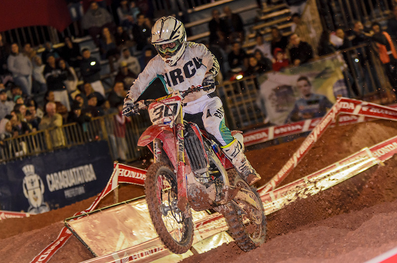 Hector Assunção, segundo colocado na categoria Pro