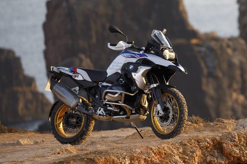 Série de motos M da BMW abrengeria três modelos, incluindo o best seller R 1250 GS