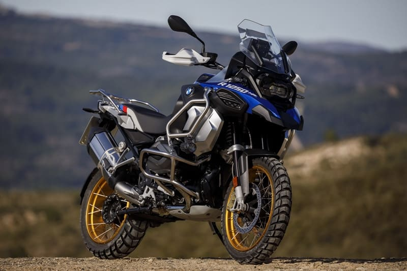 Versão top da família, R 1250 GS Adventure custa R$91.950