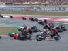 Além do acidente principal (assim digamos), ocasionado por Lorenzo, outros também aconteceram ao longo de toda a prova