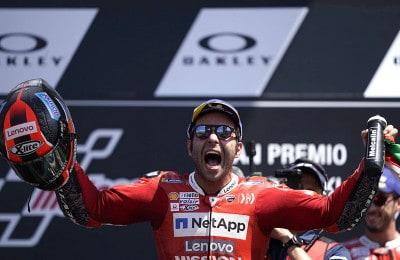 Petrux estreou no Mundial em 2012, já pela MotoGP, e agora veio a primeira vitória