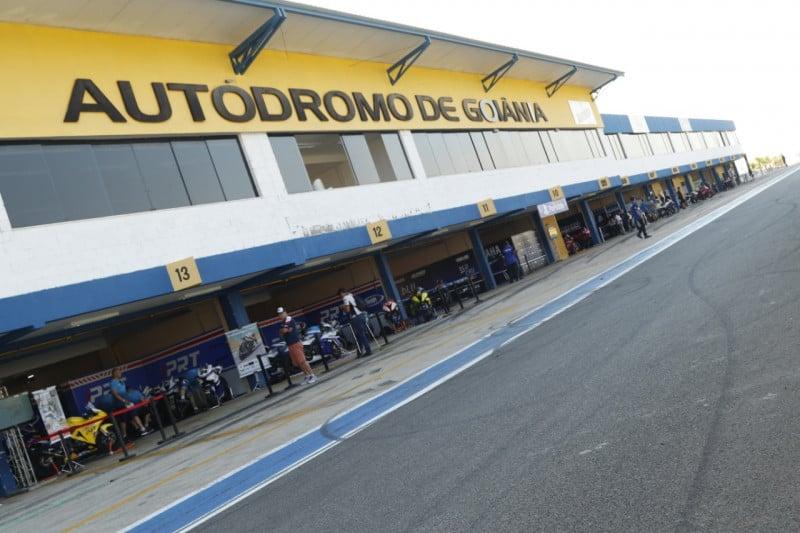 Autódromo Internacional Ayrton Senna, em Goiânia (GO), receberá a quarta etapa do SuperBike Brasil. Objetivo é realizar dez corridas em 2019
