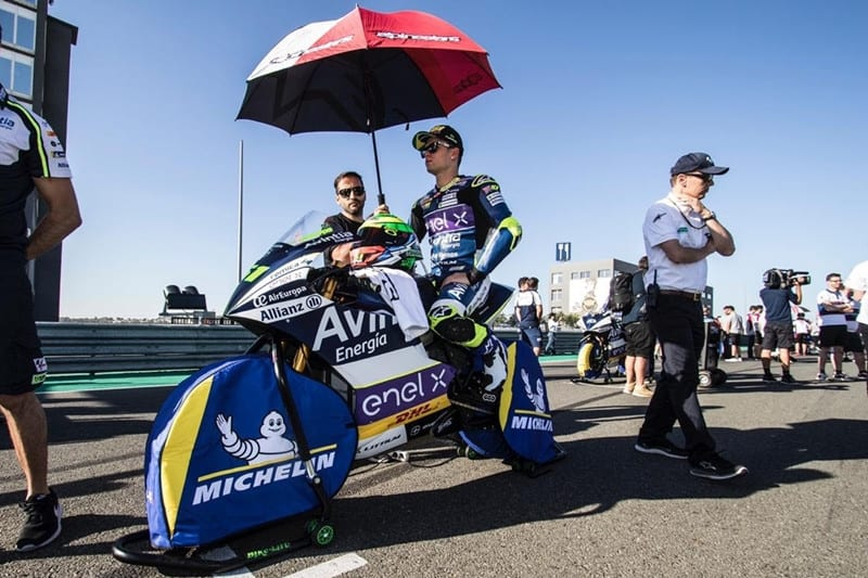 Eric Granado representa o Brasil no Mundial de Motovelocidade, correndo pela estreante categoria MotoE. Piloto vem de uma vitória no teste oficial da classe