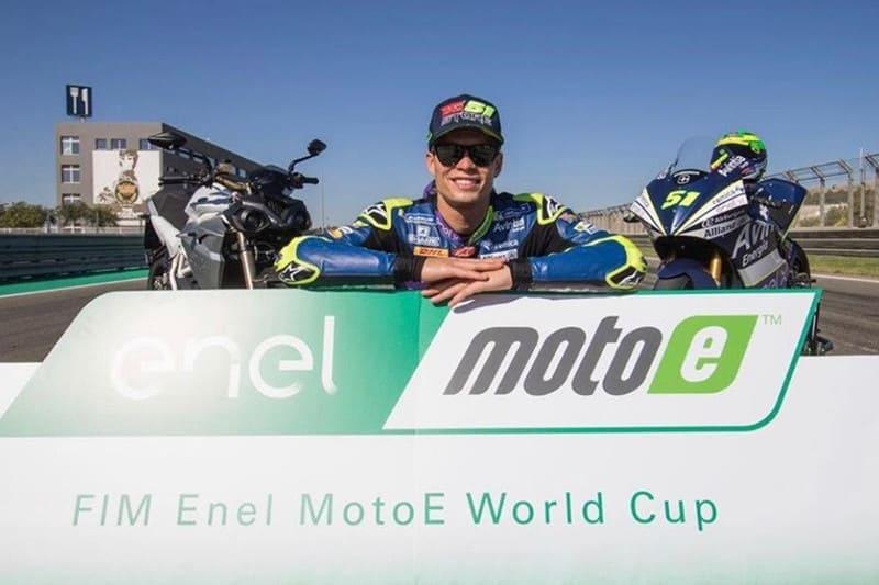 MotoE terá seis etapas em 2019, em todas acompanhando a MotoGP. Estreia, na Alemanha, será transmitida pelo canal SporTV 3, às 04h50