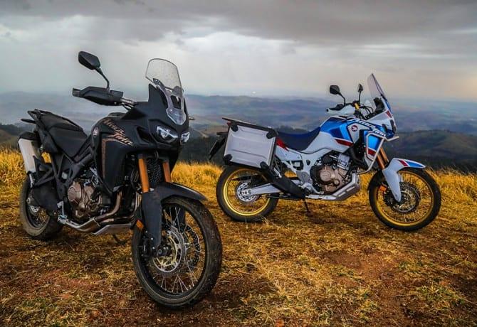 Nova Honda Africa Twin chega no ataque