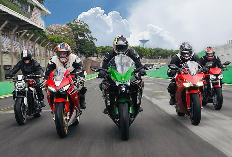 Já pensou dar uma volta em Interlagos com a superbike do seus sonhos? Isso pode ser realidade no Festival Duas Rodas