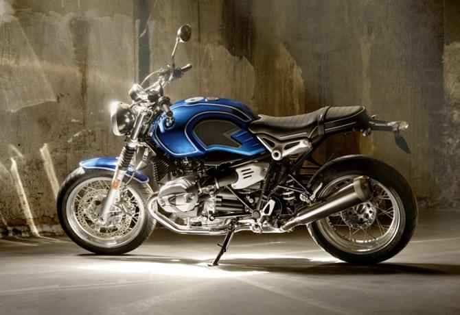 R nineT /5 celebra 50 anos da fábrica BMW em Spandau