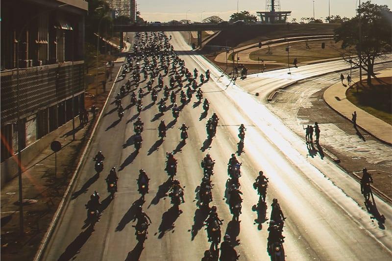 O 16º Brasília Capital Moto Week já está acontecendo. Expectativa é levar mais de 700 mil pessoas à Granja do Torto, na Capital Federal