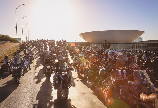 Capital Moto Week deve reunir mais de meio milhão de pessoas