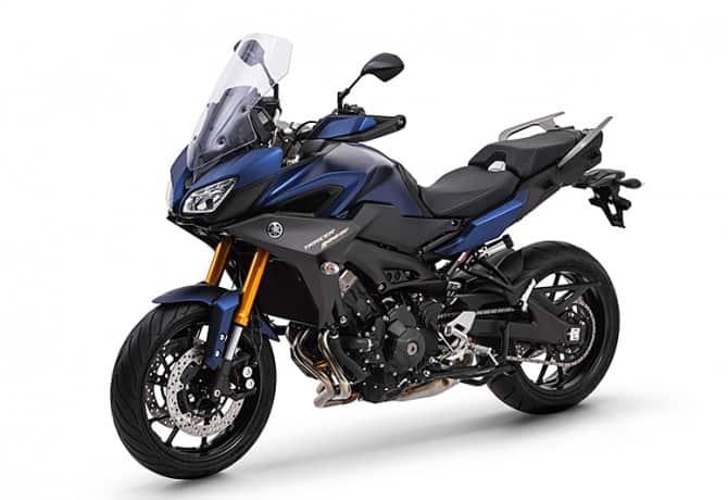 Yamaha MT 09 Tracer ganha banho tecnológico em nova versão