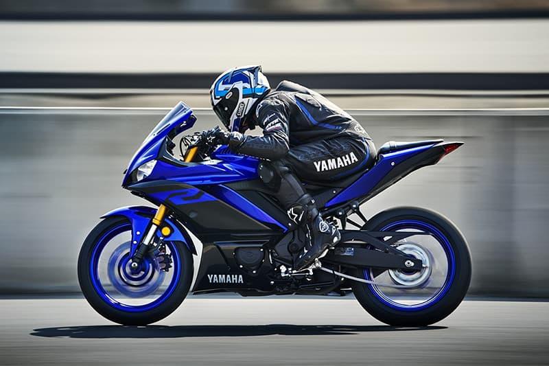 A nova geração da Yamaha R3 também estará disponível para teste no Festival Duas Rodas, em Interlagos