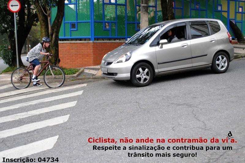 Foto premiada na 5ª edição do Prêmio CET de Educação de Trânsito; 2º lugar para Paulo Gabriel Garcia