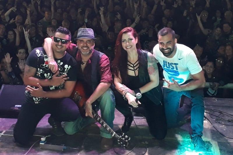 Banda Faixa Etária toca no sábado, 24, às 22 horas