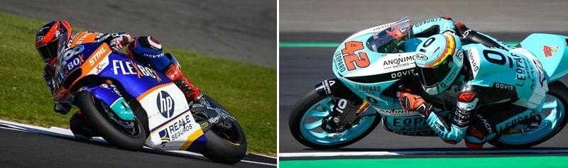 Fernandez e Ramirez: vitórias com emoção na Moto2 e Moto3, respectivamente