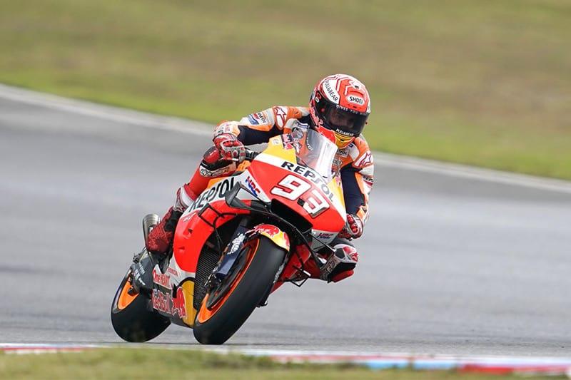 Marc Márquez segue sem adversários. Piloto vence mais uma na MotoGP,  sem qualquer dificuldade para obter a 76ª vitória no Mundial... e agora já abre 63 pontos de vantagem rumo ao sexto título na categoria principal