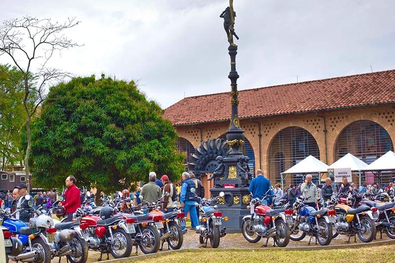 Fãs e colecionadores de motos clássicas já têm um ponto de encontro neste final de semana, O segundo São Paulo Moto Classic acontece no Museu Catavento