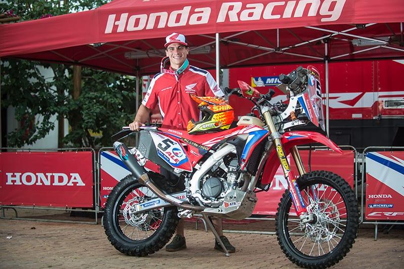 Tunico Maciel, atual campeão do Sertões - Foto: Doni Castilho/Mundo Press