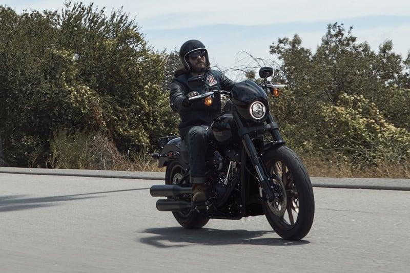 A nova Low Rider S: novos elementos numa velha receita