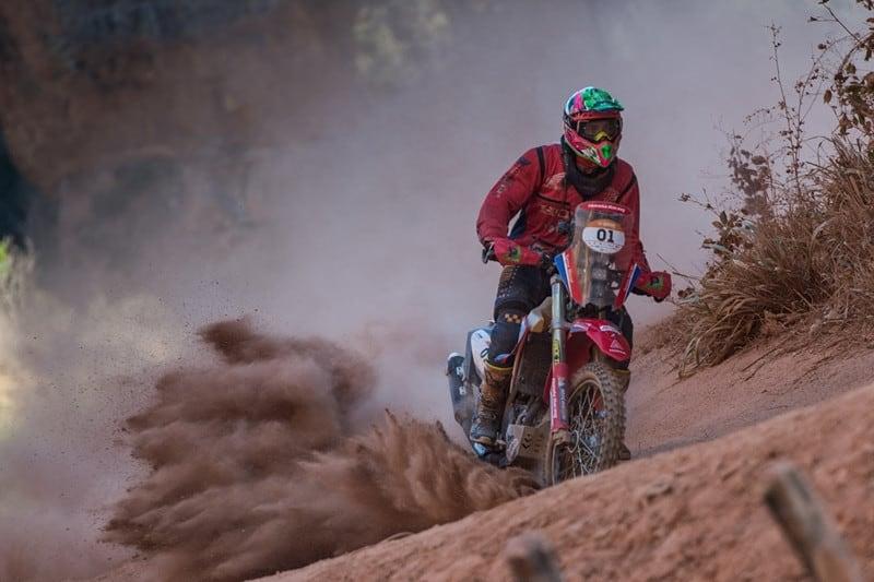 O mineiro Tunico Maciel manteve o foco e o equilibrio para faturar o bicampeonato do Rali dos Sertões em 2019 (Foto de Donizetti Castilho - mundopress)