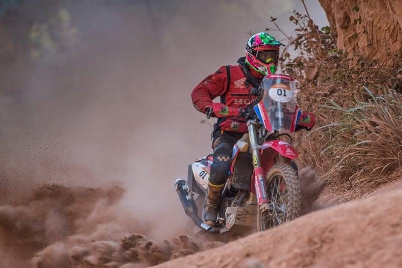 O mineiro Tunico Maciel é o atual vencedor do rali dos Sertões – Foto: Donizetti Castilho / Mundopress