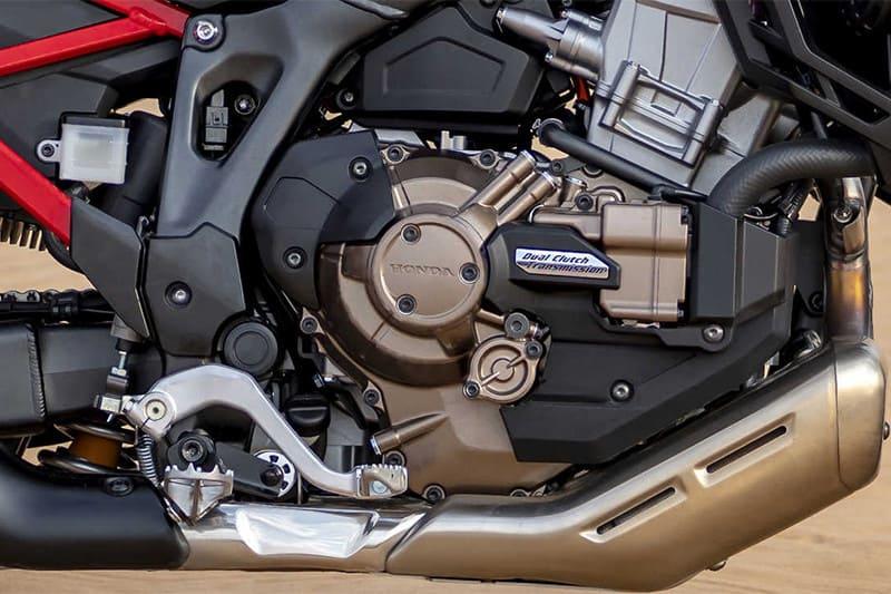 Motor de 1.084 cm³ gera 102 cv