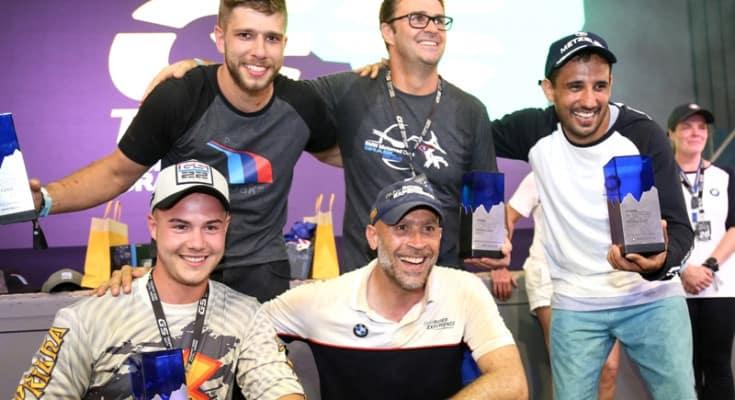 O time brasileiro que vai à Nova Zelândia para o GS Trophy Internacional