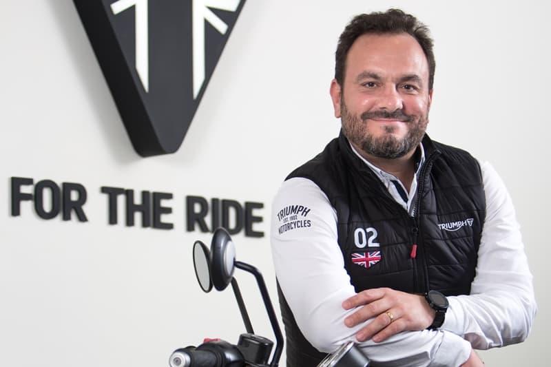 Fabrini: missão é dar continuidade à expansão da Triumph no mercado brasileiro