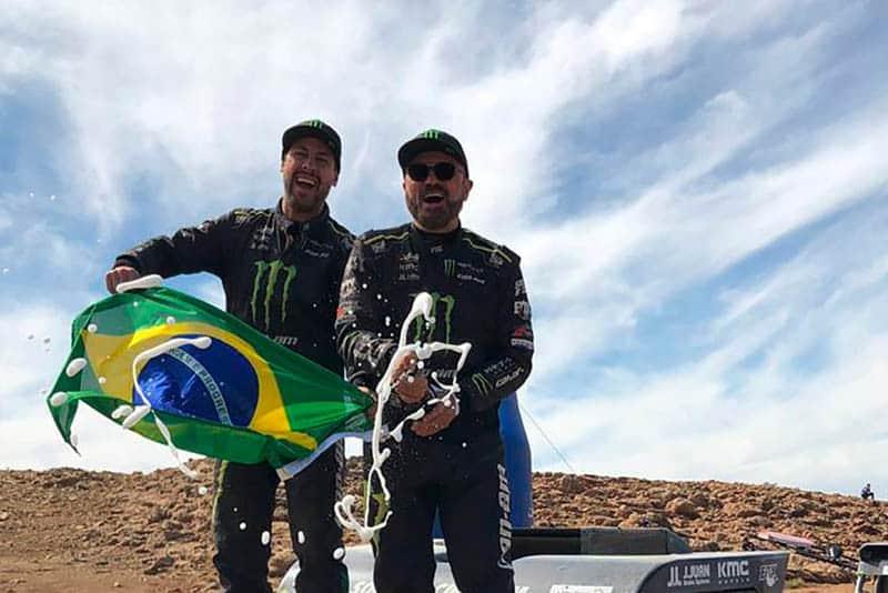 Reinaldo Varela e Gustavo Gugelmin trouxeram ao Brasil o título no Mundial de Cross Country!