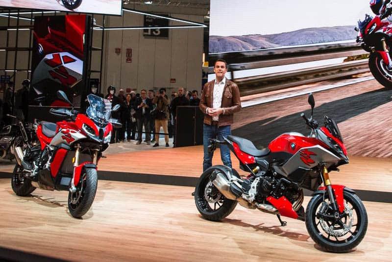 BMW surpreende no EICMA, o Salão de Milão, com as inéditas F 900 R, F 900 XR e o conceito R18