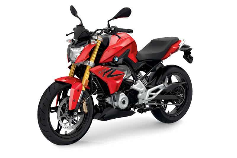 Naked G 310 R agregou a nova cor vermelha à sua gama de cores e mantém preço com desconto no mês de dezembro